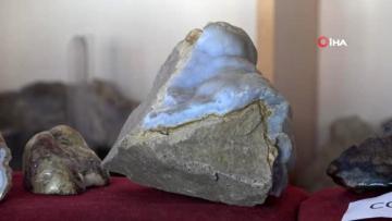 Yurt dışına kaçırıldığını öğrendikleri taşları kendileri işlemeye başladı