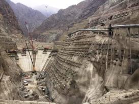 Yusufeli Barajı 2020 Yılı İtibariyle Bitiyor