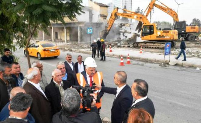 Adana Sinanpaşa Tokiler İçin Düğmeye Bastı