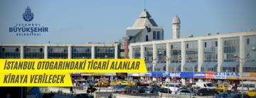İstanbul Otogarındaki Ticari Alanlar İhale Edilecek