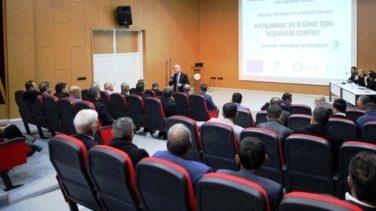 Artuklu İçme Suyu Projesi Tanıtım Toplantısı