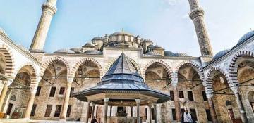 Fatih Cami Kilise Görünümünden Kurtuldu