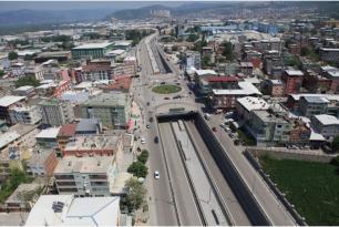 Bursa Gürsu Kavşağı Rahatlatıldı