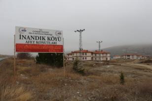 Obruklu Köy Taşınıyor