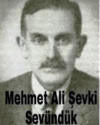 Mehmet Ali Şevki SEVÜNDÜK