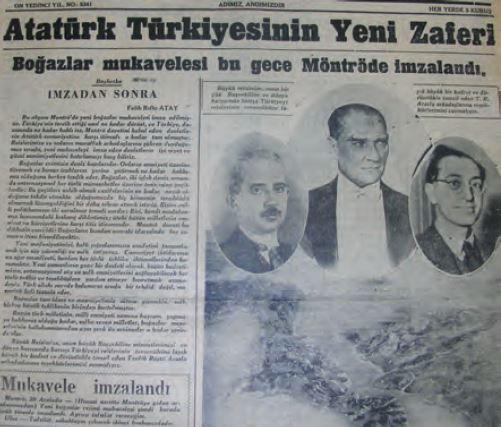 Montrö Boğazlar Sözleşmesi Nedir? Kanal İstanbul Projesini Kapsar mı?