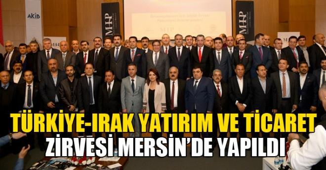 3. Türkiye-Irak Yatırım ve Ticaret Zirvesi