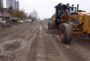 Diyarbakır Yenişehir'e 13 Metrelik İmar Yolu