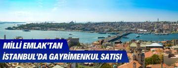 İstanbul Bakırköyde Milli Emlak 100 Adet Konut Satışı Yapılacaktır