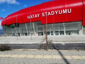 Hatay Stadyumu Bu Yıl İçinde Açılıyor