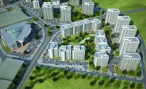 TOKİ Başakşehir'de 363 Konut ve 10 Dükkan Yapacak