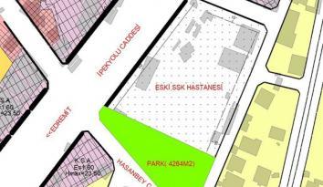 Van Edremit'e Millet Bahçesi Yapılacak
