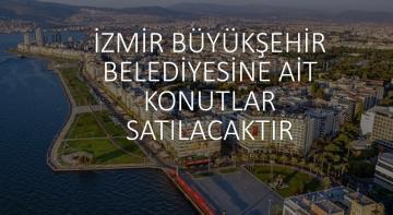 İzmir Büyükşehir Belediyesi Lojmanları Satılacak