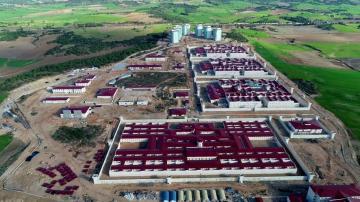 Adana Yeni Cezaevi İnşaatı Son Durum