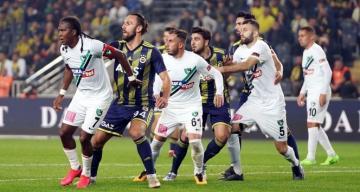 Fenerbahçe Beraberliği Son Nefesinde Aldı