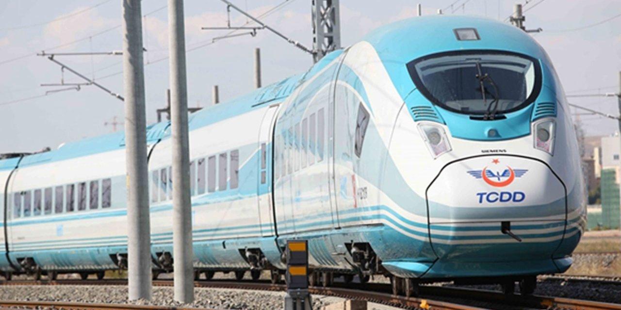 Ankara-Sivas Yüksek Hızlı Tren Hattının İlk Test Sürüşü Gerçekleştirdi
