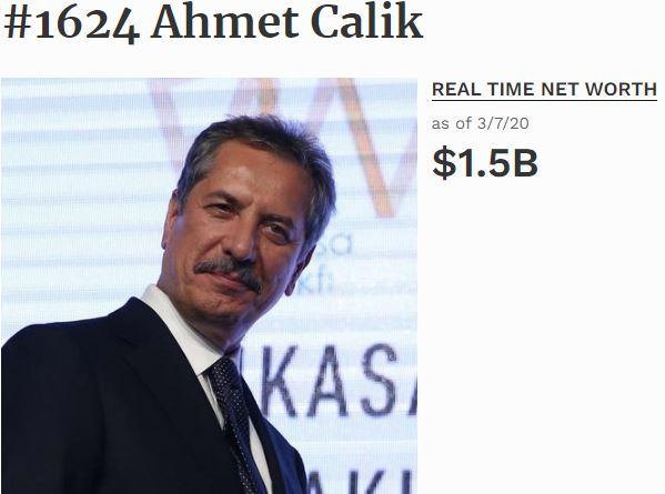 türk zenginler listesi