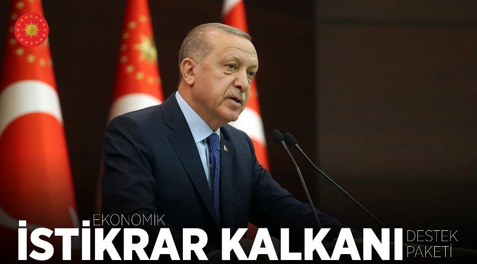 Cumhurbaşkanı: Ekonomik İstikrar Paketi Açıklama Videosu