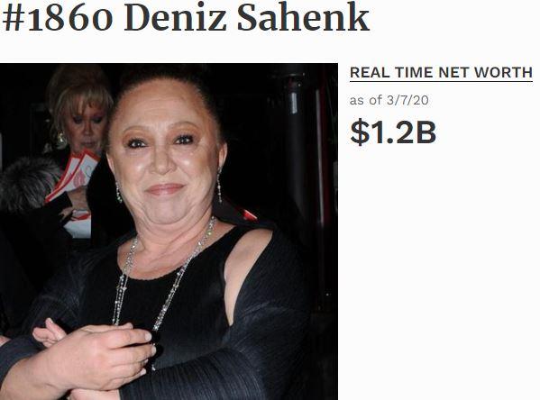 türkiye zengin kadınlar