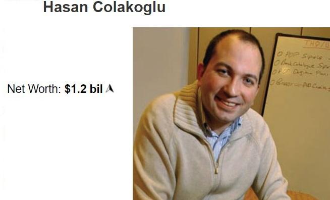 türk zenginler