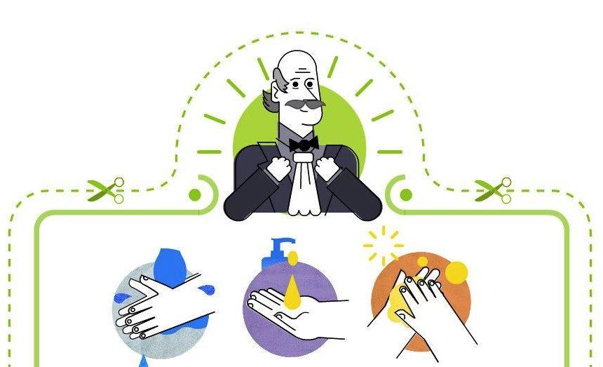 Google Ellerimizi Nasıl Yıkamalıyız Videosu Yaptı