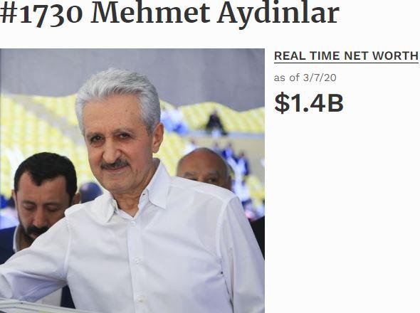 türk işadamları