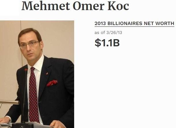 türkiye en zengin 100 kişi