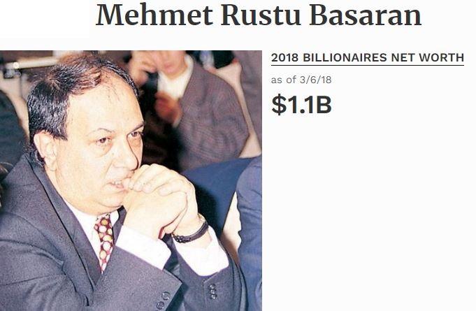 eski milyarder şimdi milyoner