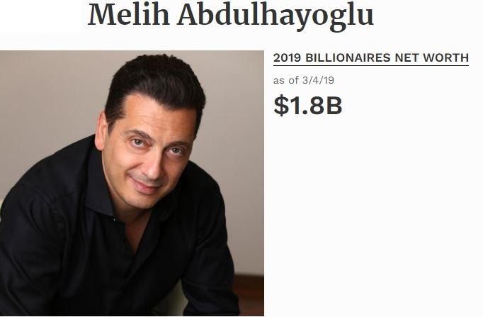 türkiye zenginleri