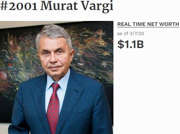 türkiye zenginler listesi