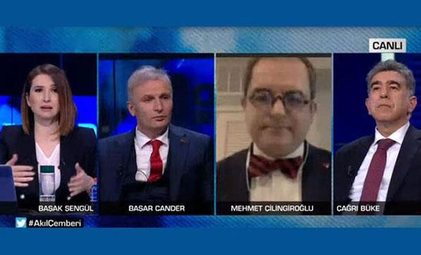 Mehmet Çilingiroğlu Canlı Yayında Kovuldu İddiası
