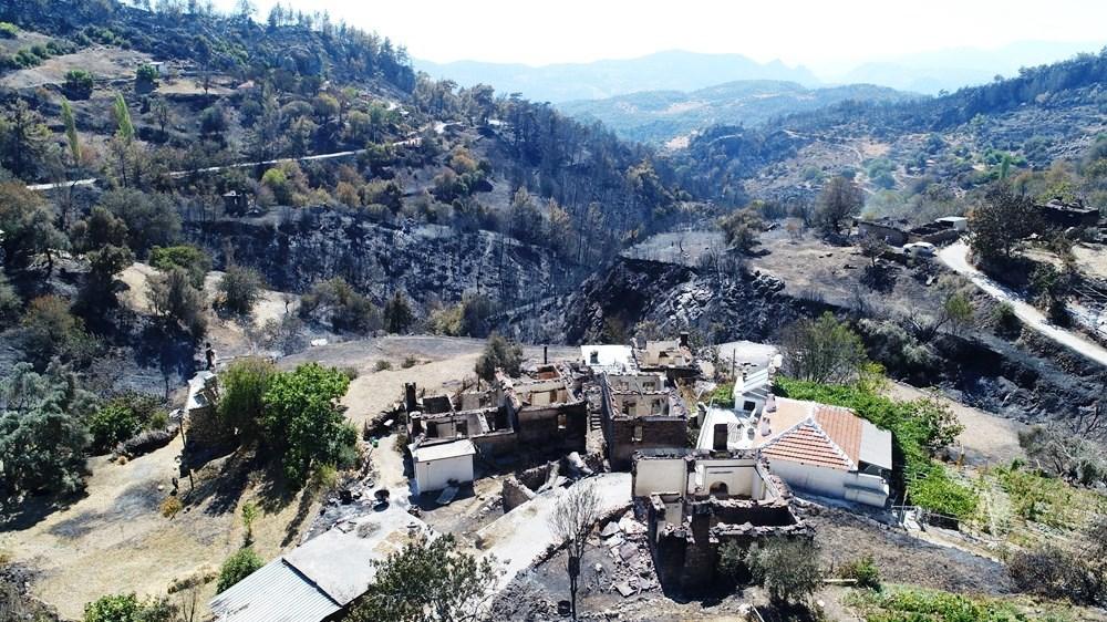 Zeytinköy'de Evleri Yananlar Yeni Konutlarına Kavuşuyor!