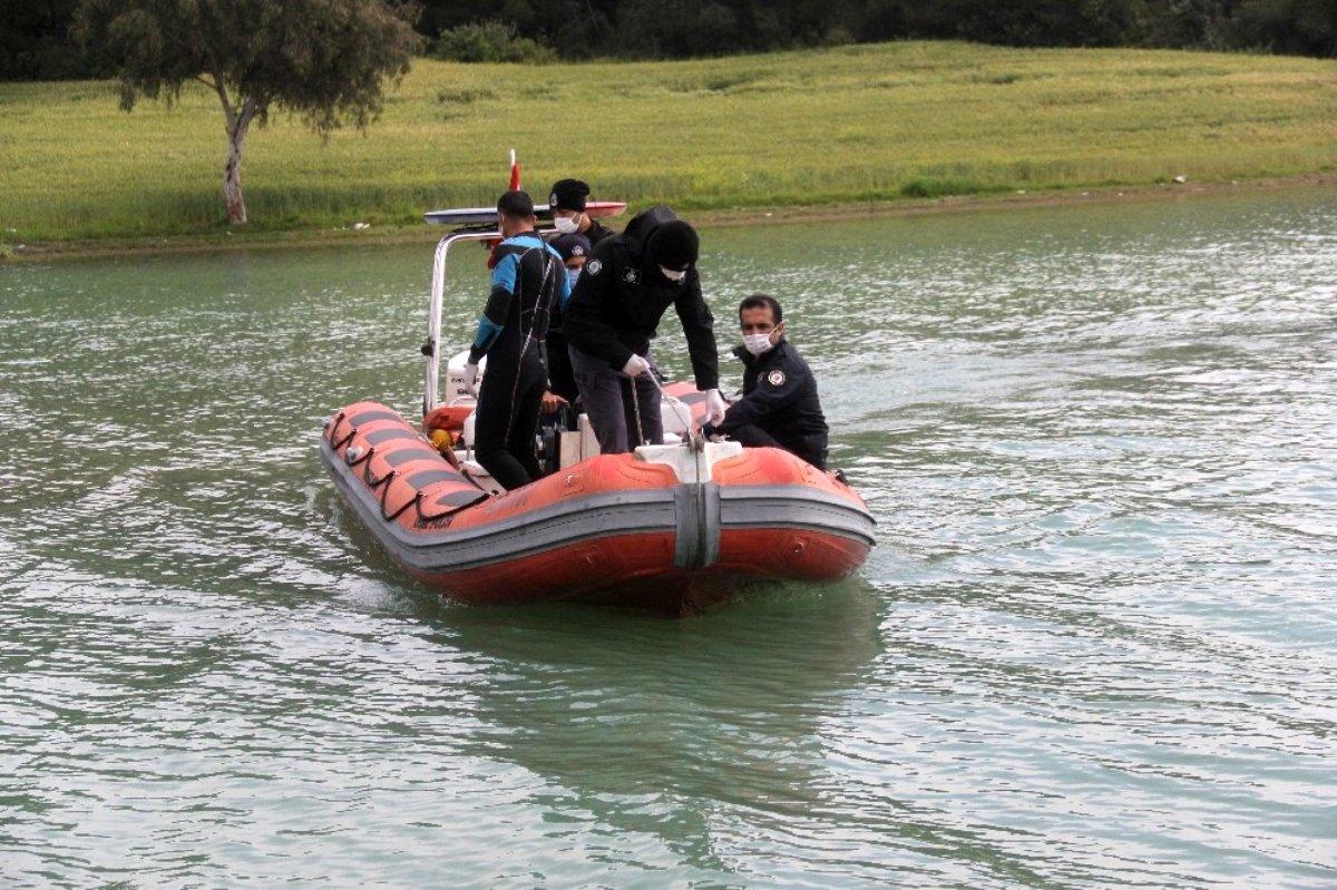 Adana Seyhan Barajında Ceset Bulundu