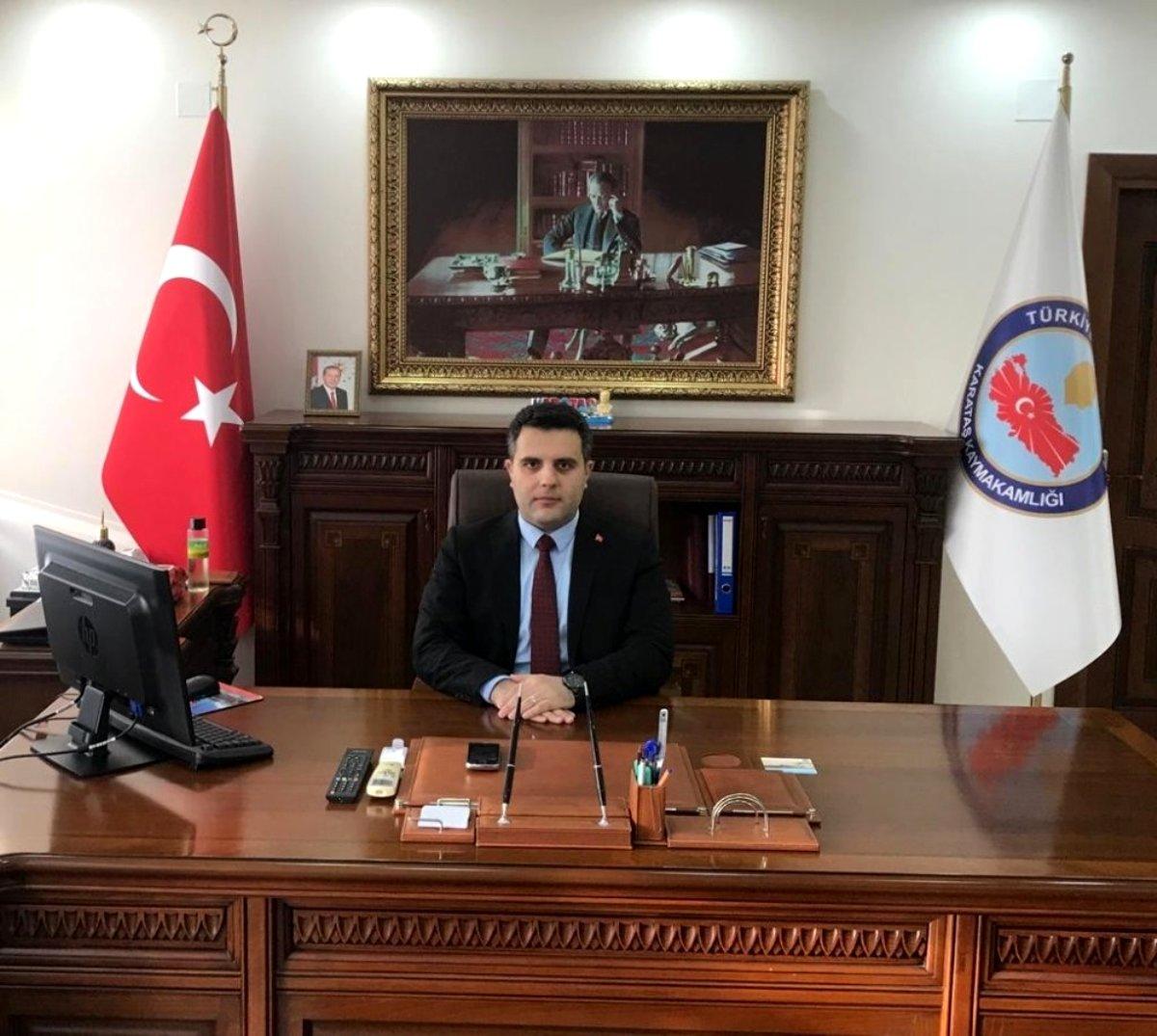 Adana'ya Bağlı Kaymakamlar Atandı