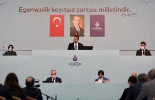 Taksim Gezi Parkı İBB'den Alınarak Vakıfa Devredildi