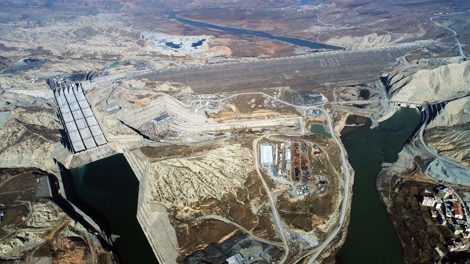 Ilısu Barajı Üretime Başlıyor
