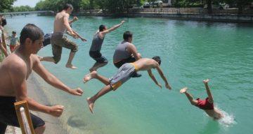 Rekor Sıcak 46 Derece Yasak Dinletmedi