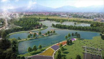 Iğdır'da Millet Bahçesi Yapımına Başlandı