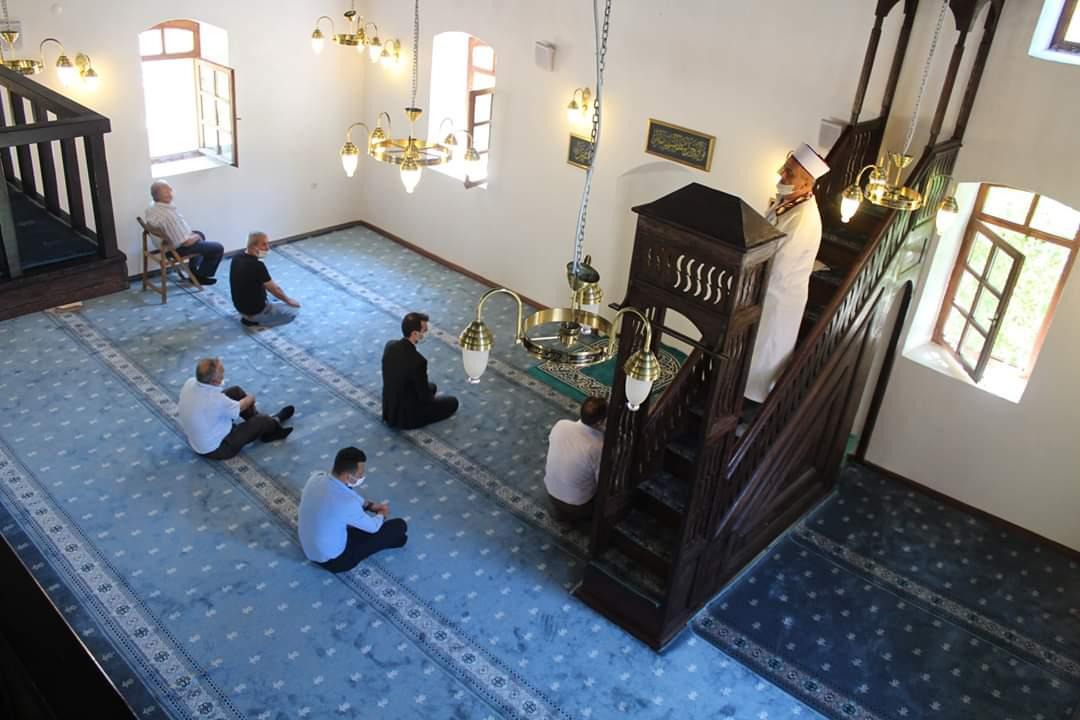 Cide Tarihi Camisi Yeniden Faaliyette