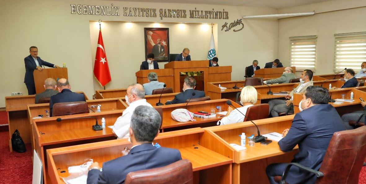 Başakşehir Faaliyet Raporu Oy Birliğiyle Kabul Edildi