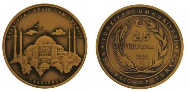 bronz-ayasofya-parasi