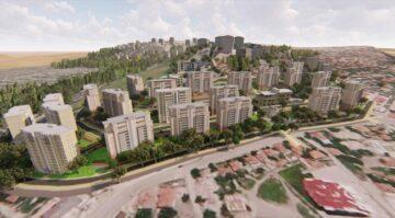 Yenimahalle'de Yamaç Evleri Projesi Başlıyor