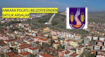 Ankara Polatlı Belediyesinden Arsa Satışı