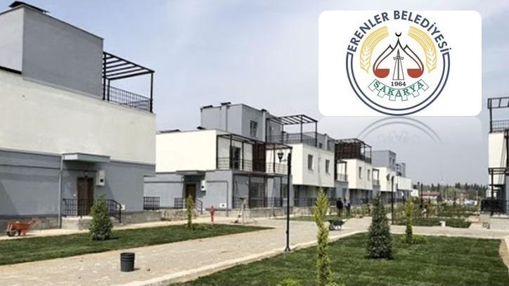 Sakarya Erenler Belediyesi 142 Konut Satışı