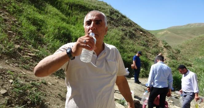 Muş Gümüşali Köyünün Şifalı Suyu Mikroplu Çıktı
