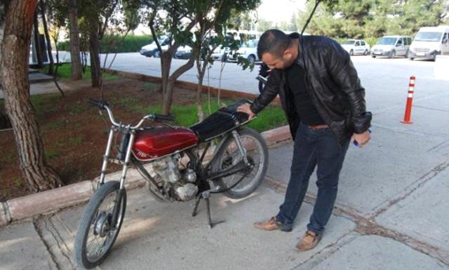 Gaziantep Nizip'te Motosiklet Hırsızı 2 Kişi Yakalandı