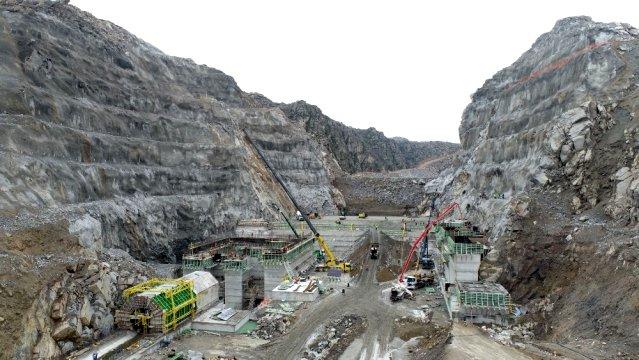 Gürsöğüt Barajı Nazım İmar Planı Askıda