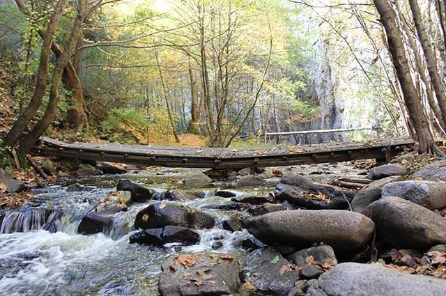 Bursa Sadağı Kanyonu Hassas Alan İlan Edildi