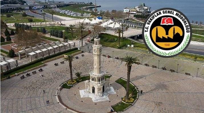 İzmir Vakıflar Bölge Müdürlüğünce 151 Adet Taşınmaz Satılacaktır