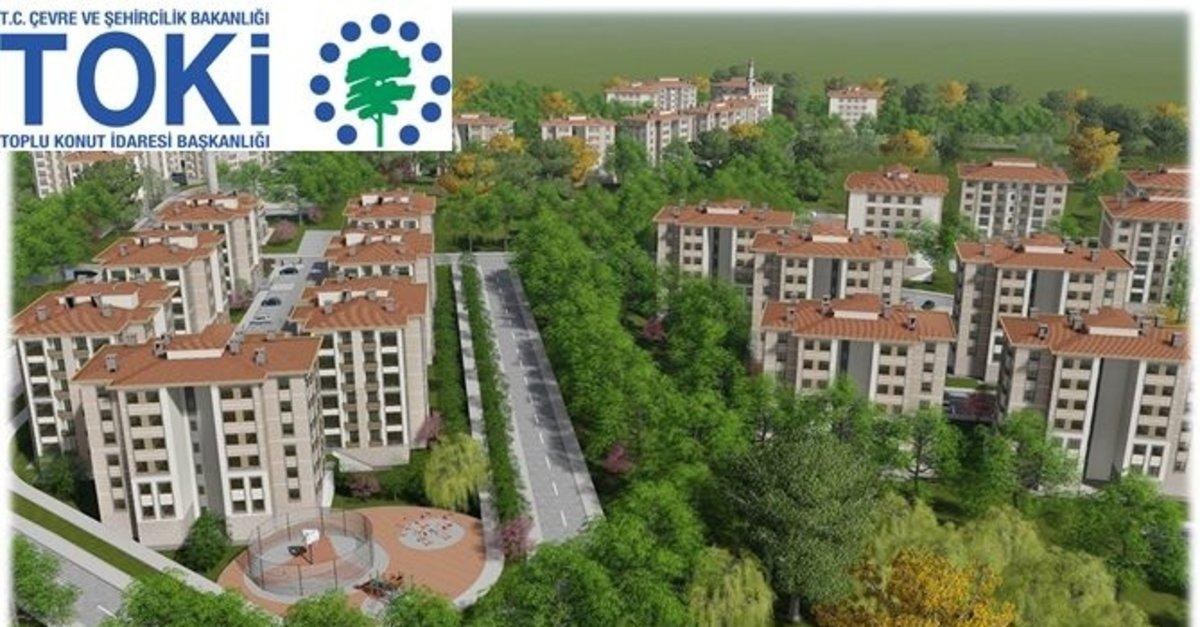 Toki Ankara Mamak'ta 503 Konutu Satışa Çıkardı